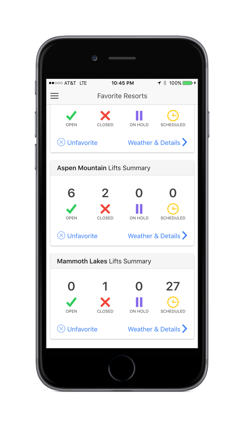 Upline App Screenshot 2